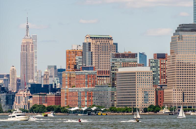 Hudson River Activity