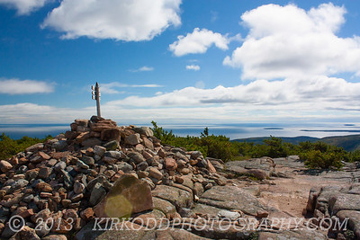 Dorr Mountain Summit