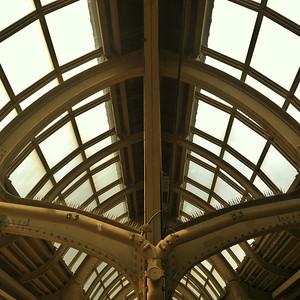 30th Street Station Detail