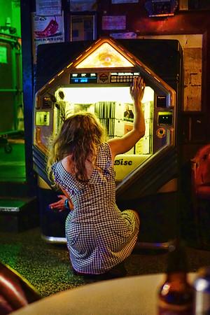Juke joint princess, New Orleans, 1:30am