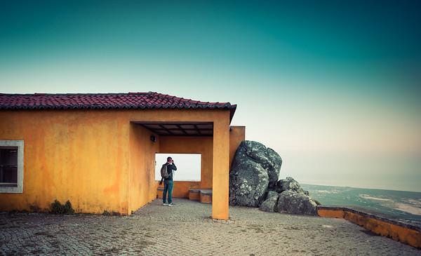Curtis Exploring Sintra