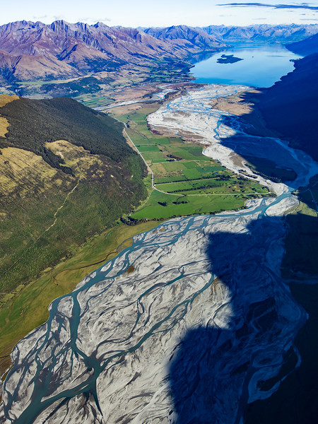 The Dart River Valley