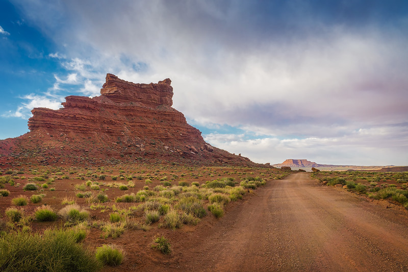 Valley of the Gods Road (Utah)