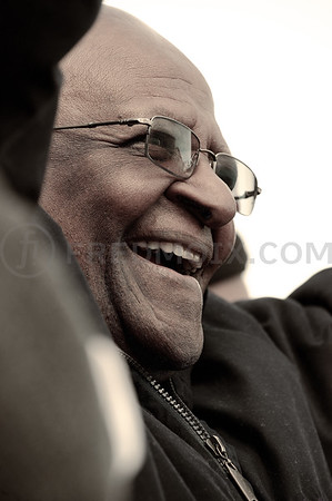 Archbishop Emeritus Desmond Mpilo Tutu, a Nobel Peace Laureate, is one of the greatest living moral icons of our time who was a key role player in the fight against apartheid in South Africa. He was also the first black South African Archbishop of Cape Town, South Africa and primate of the Anglican Church of South Africa.