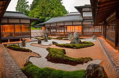 Ryokan bouddhiste, Koyasan