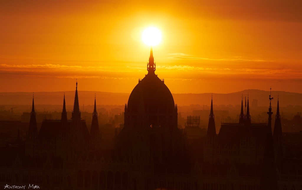 """An Enlightened Hungarian Parliament"""