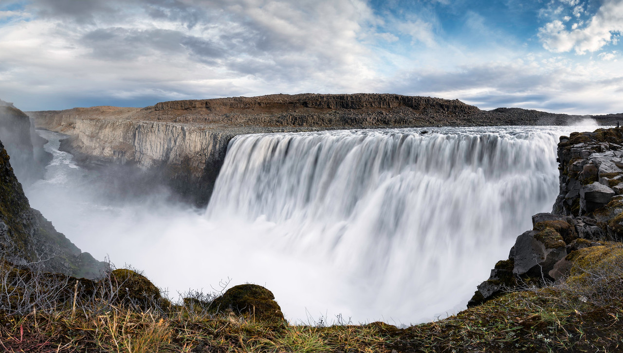Detiffoss Panorama