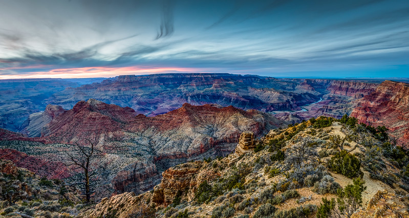 Grand Canyon Colorado