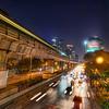 The Hustle of Bngkok Transport