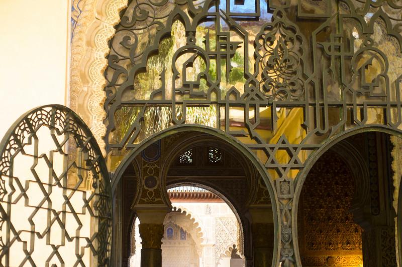 Alhambra, Grenada Spain