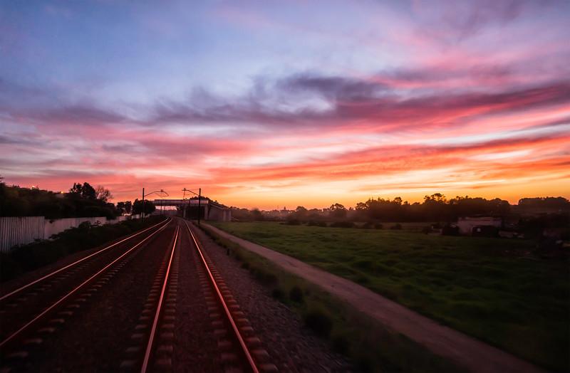 The Rails to Casablanca