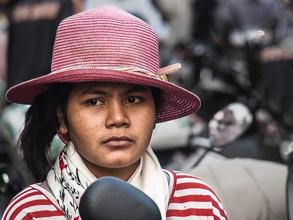 Market Lady, Cambodia