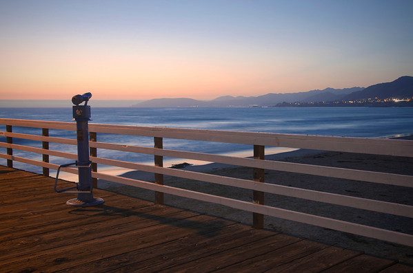 'The View From Here' ~ Pismo Beach Pier, CA