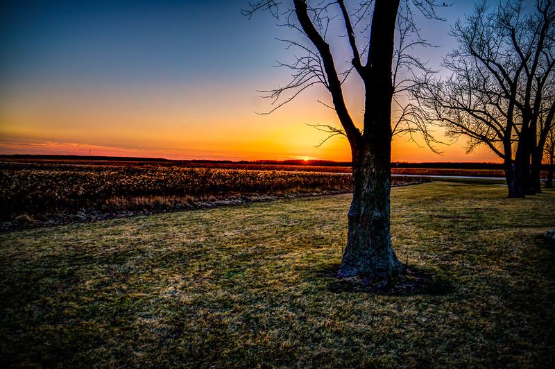 Sunset 12-31-2014