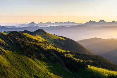Layers of the Northern Cascades