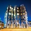 Gehry Building in Dusseldorf