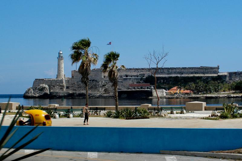 El Castillo del Morro, Habana