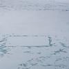 Strange Formations In Antarctica Ice
