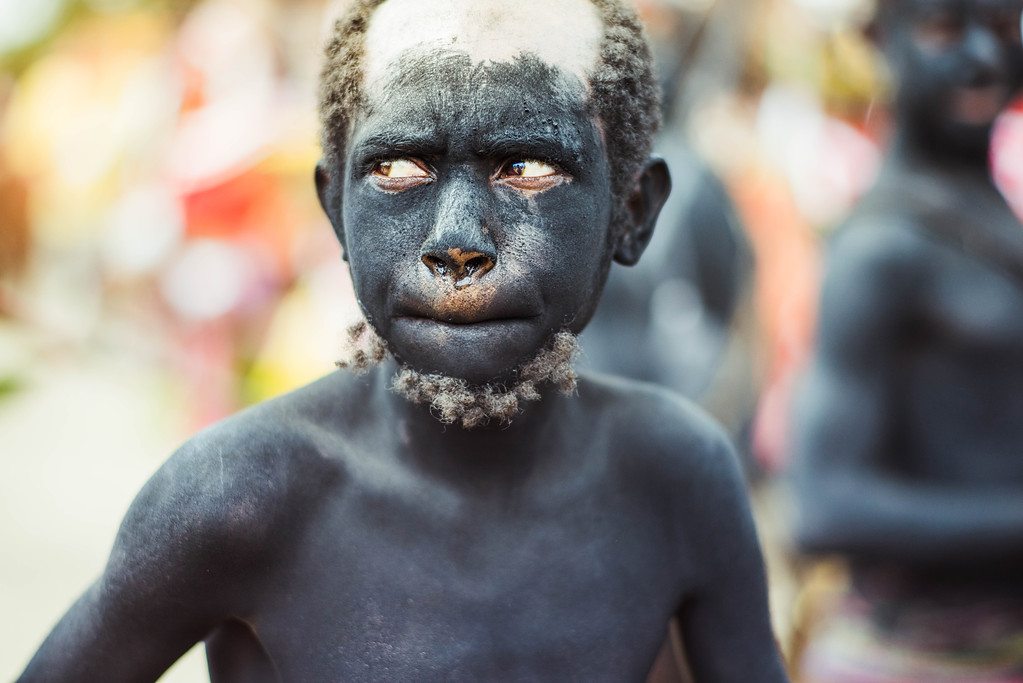 People Of New Guinea Part 2