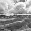 Denali National Park in Black & White