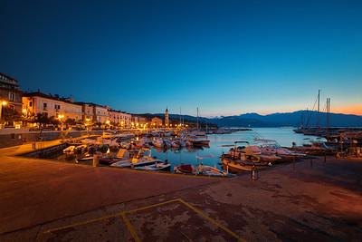 Sunrise at Porto Di Scario   Campania Italy