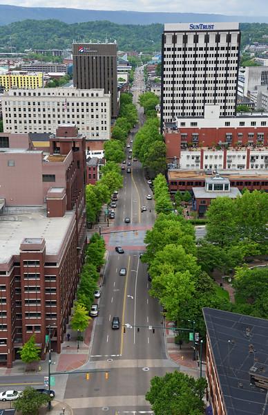Downtown SunTrust Building Chattanooga