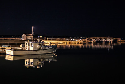 Harbor Night-1
