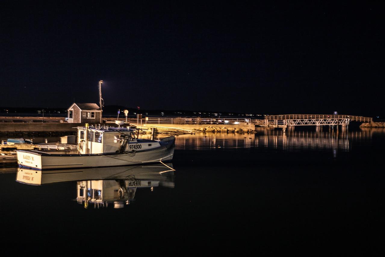 Harbor Night-1