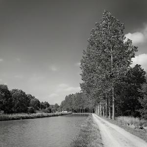 The Canal de Bourgogne