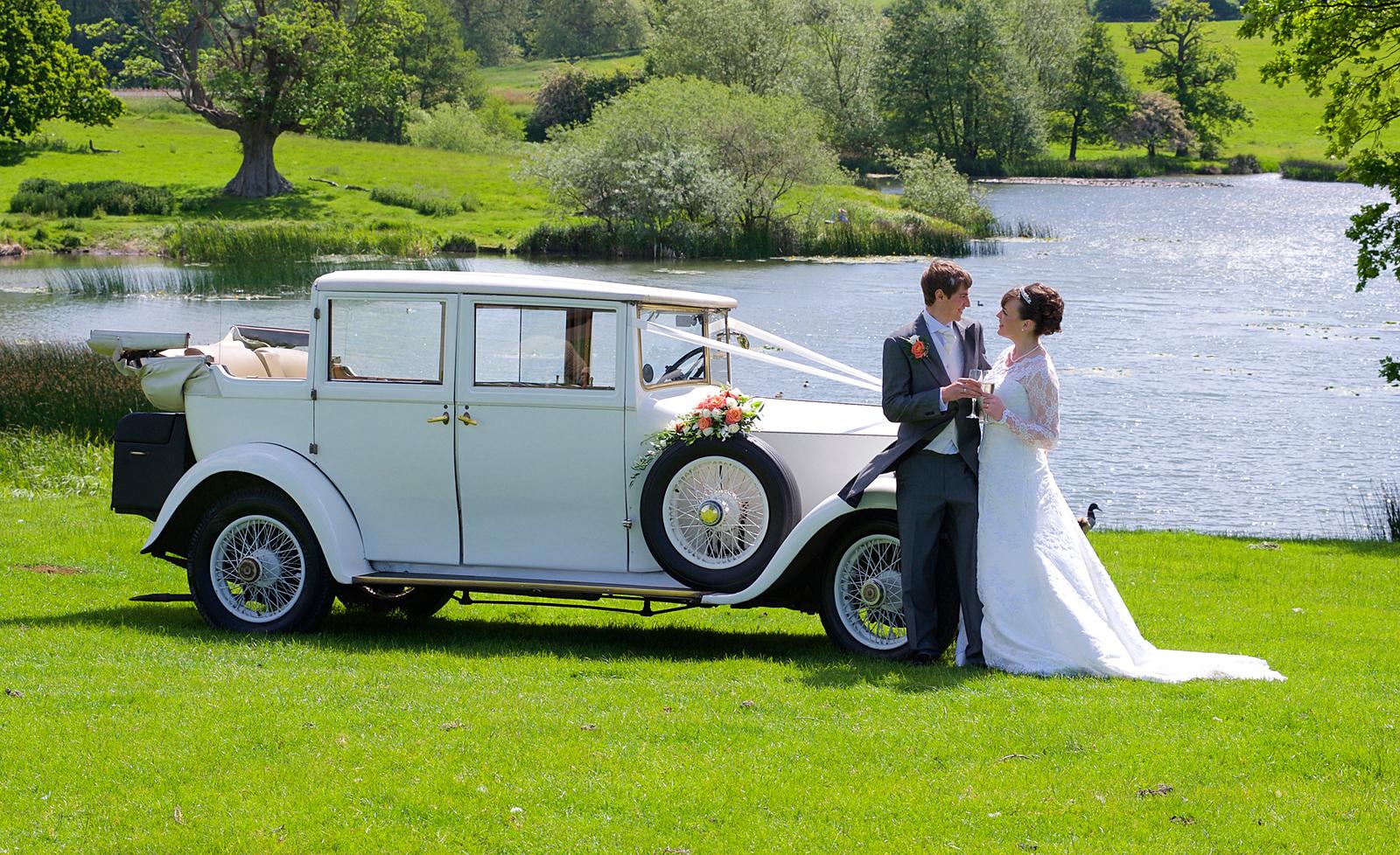 Fawsley Wedding photographer in Northampton