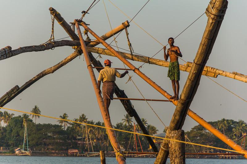 Balanced Fishermen
