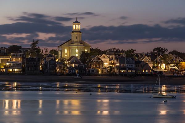 Provincetown Skyline 2014