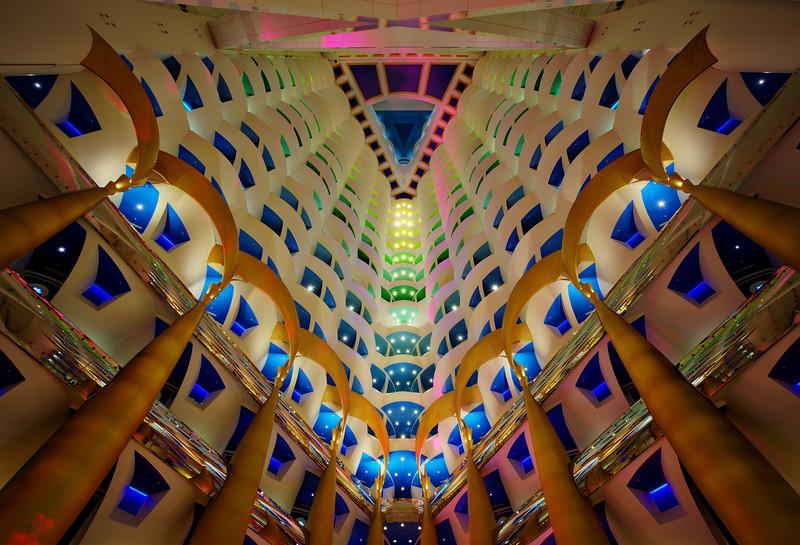 Inside The Burj Al Arab