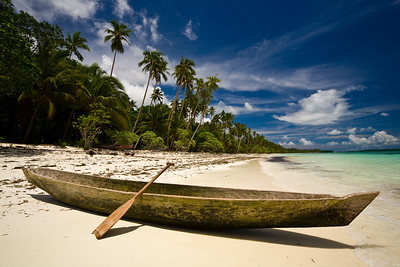 Pulau Kei Kecil, Maluku, Indonesia