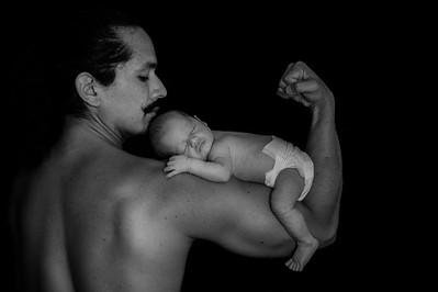 Natural, Lifestyle Newborn Photographer