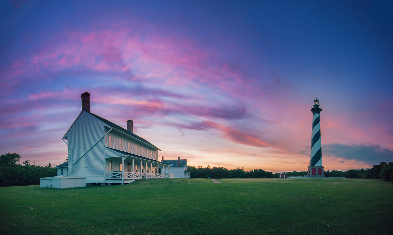 House at Cape Hatteras