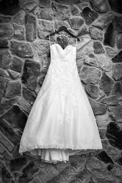 long waited dress