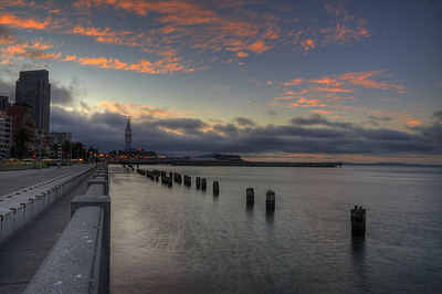 The Embarcadero, San Francisco, CA