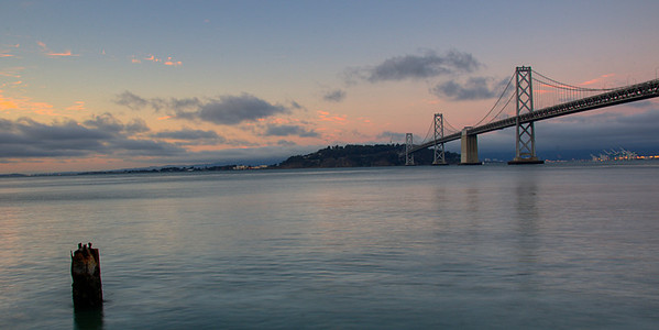 Bay Bridge, San Francisco, CA