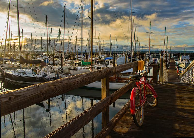 Dockside Ride