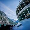 Cruising Through Tracy Arm