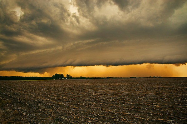 'Eerie Glow' ~ Rural Missouri