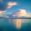 Long Exposure Sunrise at Cayo Coco Beach