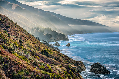 Big Sur Country