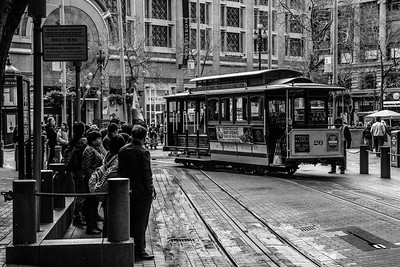 San Francisco Cable Car-