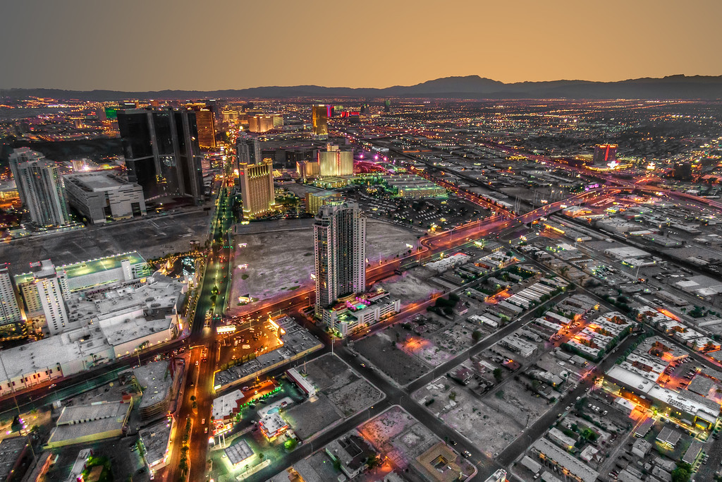 Stratosphere view