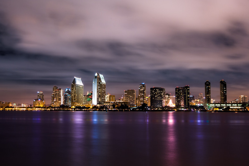 "<h1>Downtown San Diego</h1> <p>This shot of Downtown San Diego was taken while on Coronado Island. San Diego is a very clean a beautiful city but being from Los Angeles it just feels so quiet. I actually lived in San Diego county for about eight years and always sort of took downtown for granted. Now that I take photography more serious I'd like to spend a lot more time there with my camera. There is so much to see and shoot and the city has such a great skyline.</p>  <p>Read more about this photo of <a href=""http://alikgriffin.com/blog/dec/27/downtown-san-diego-coronado-island"">Downtown San Diego at AlikGriffin.com</a></p>"
