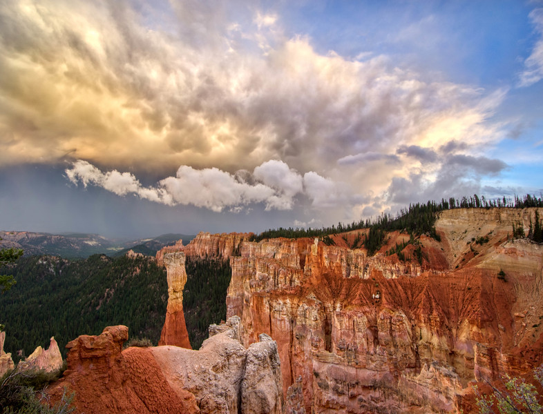 Storm Over Utah