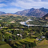 Queenstown from a Quadcopter