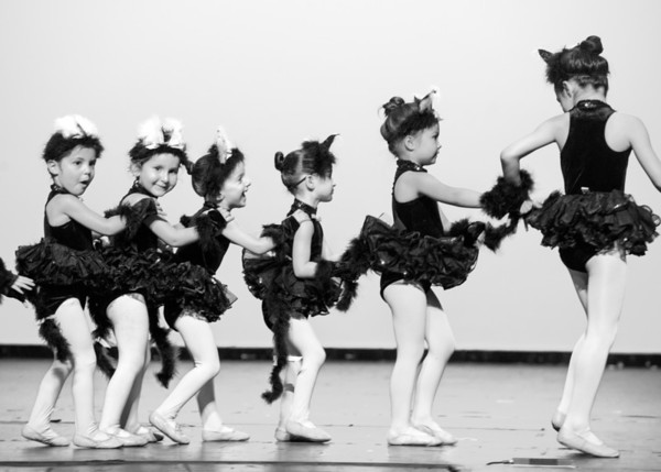 Downtown Dance Factory recital, 2013